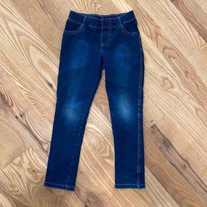 Jumping bean jeggings/ jeans